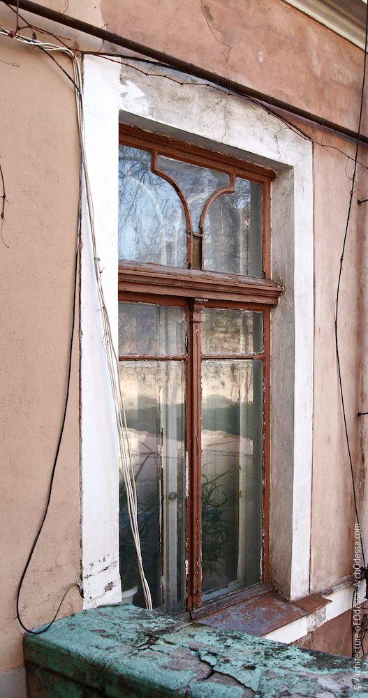 Аутентичное окно