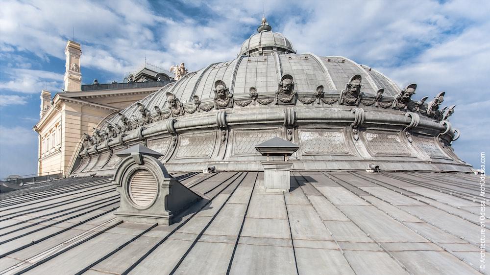 Купол, общий вид. Фото: Константин Тимошенко