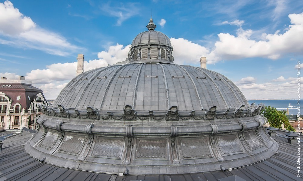 Купол, общий вид. Фото: А. Гиманов
