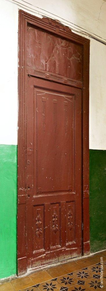 Apartment door(panel variant)