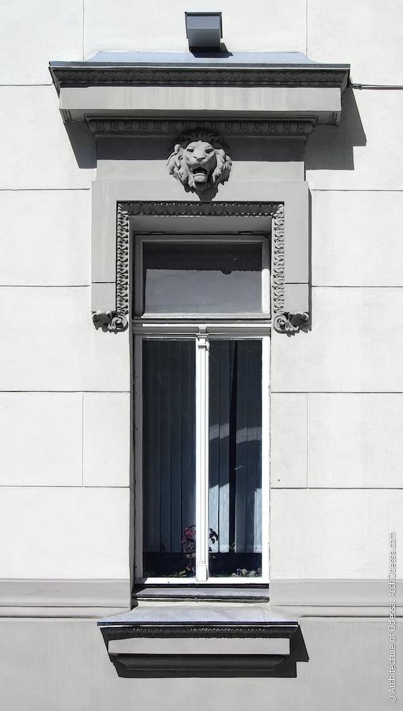 Загальний вигляд одного з вікон