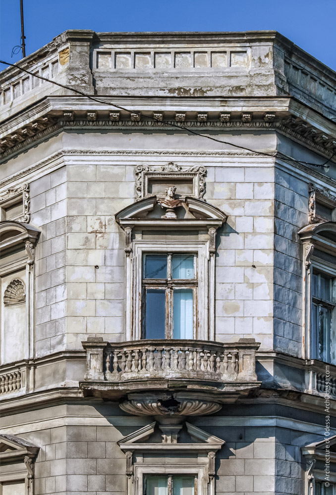 Общий вид третьего этажа