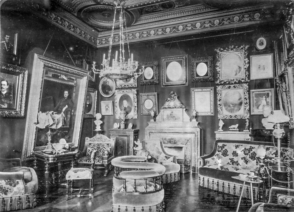 Общий вид, фото конца XIX века
