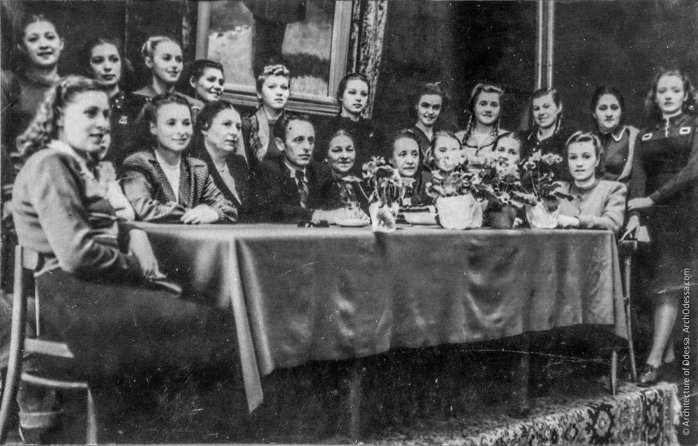 Встреча с участниками ансамбля «Березка»
