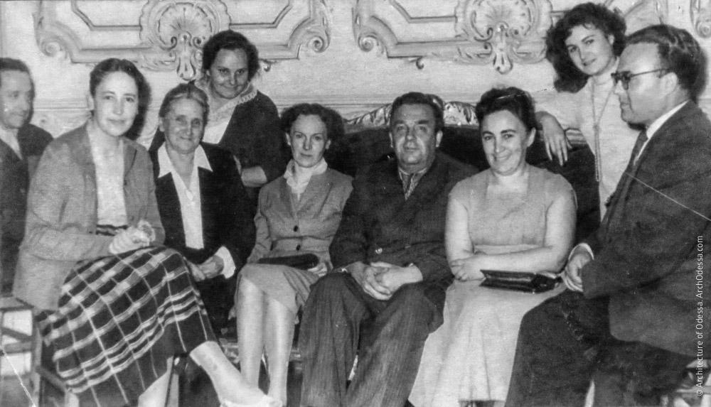VII объединенная Пушкинская конференция, 1959 г.