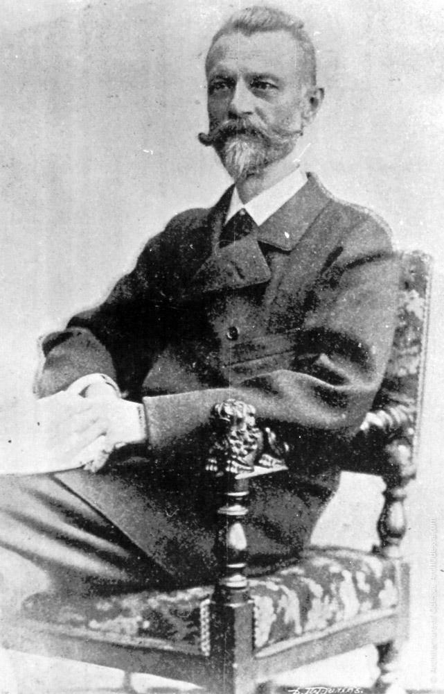 М. М. Толстой в последние годы жизни