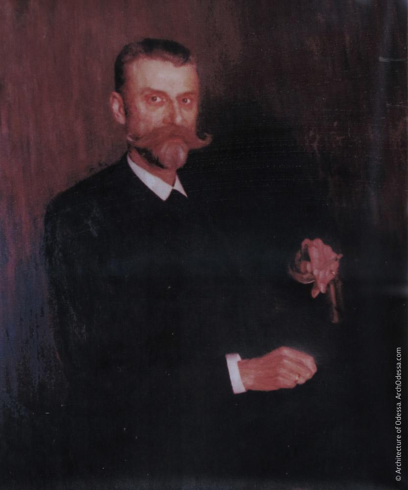 М. М. Толстой, портрет Н. Д. Кузнецова, 1896 г.