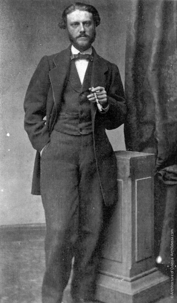 М. М. Толстой, фотопортрет И. К. Мигурского, 1870-е г.г.