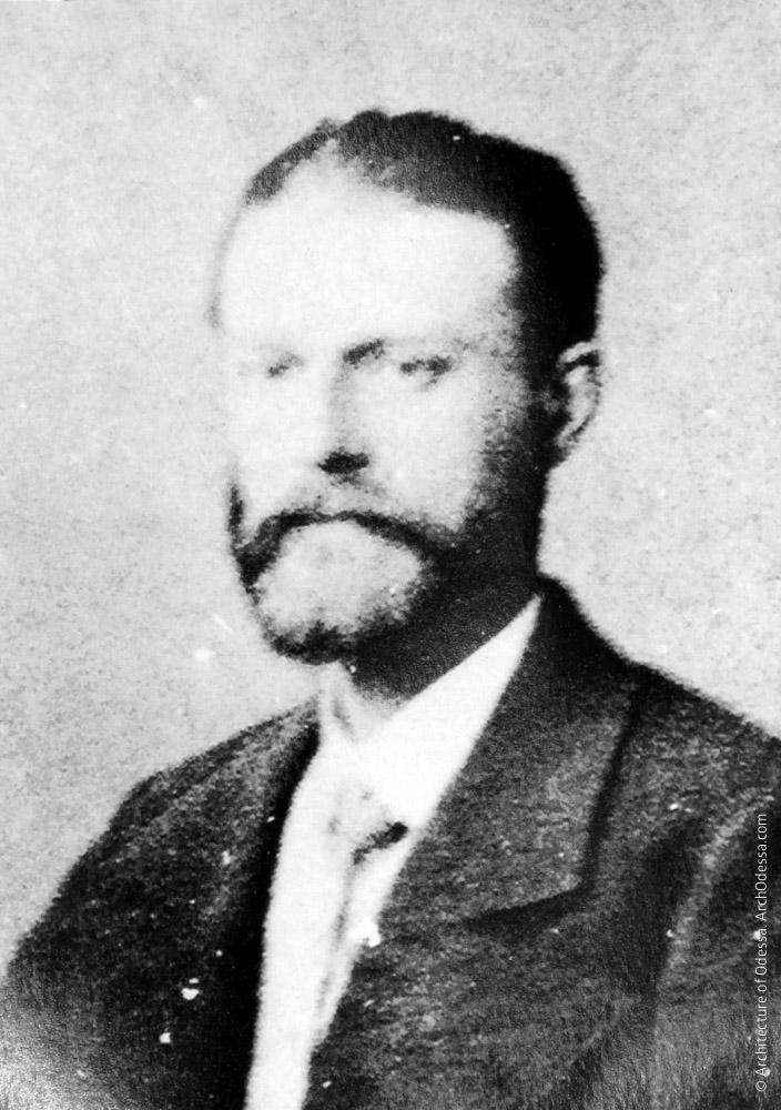 М. М. Толстой, фотопортрет 1858 г.