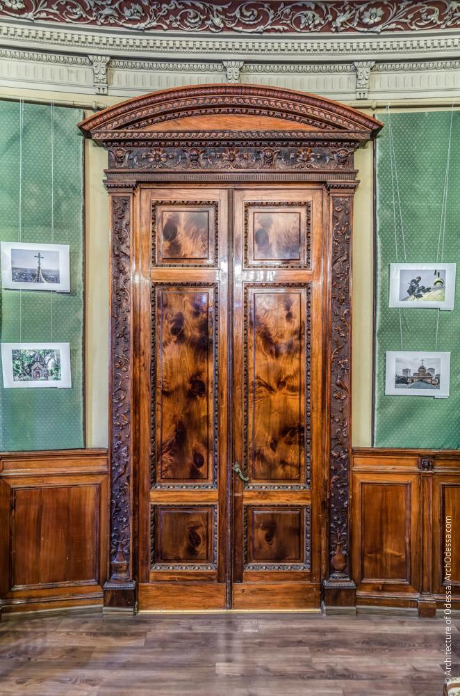 Дверной портал, общий вид