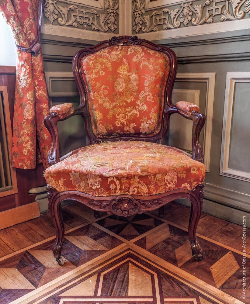 Меблировка, кресло