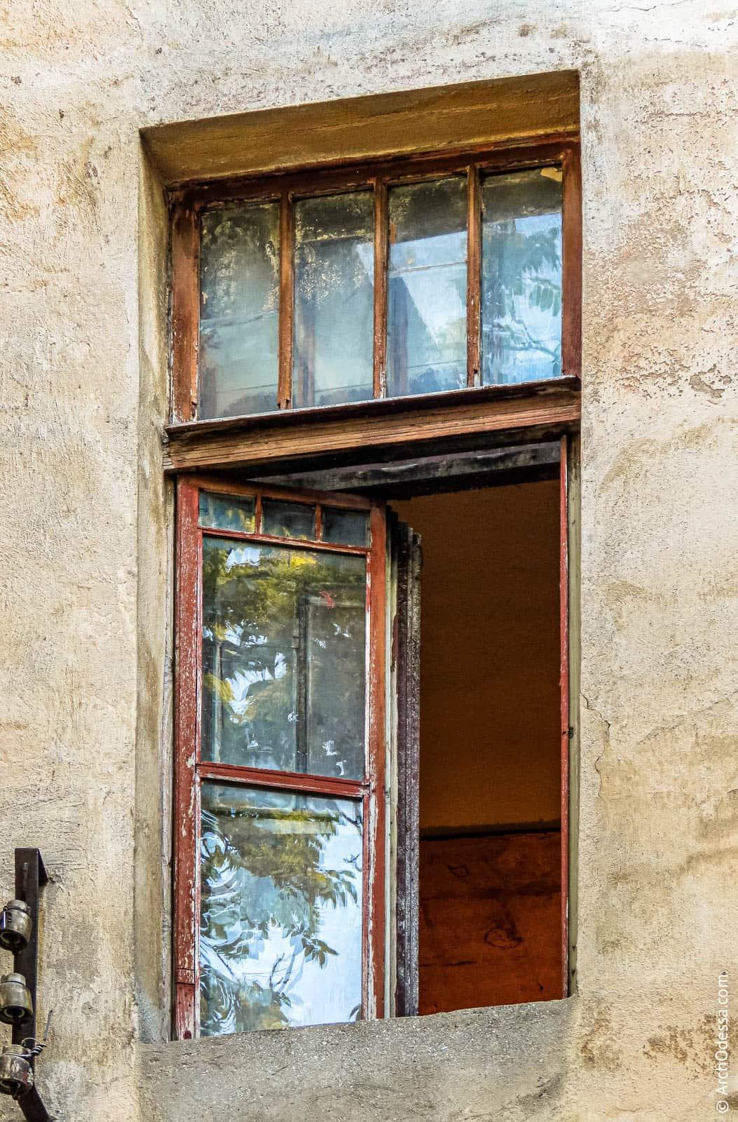 Квартирное окно