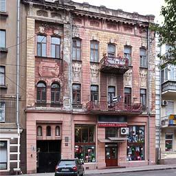 Wohn- und Mietshaus Saposhnik Bolschaja-Arnautskaja-Strasse 91