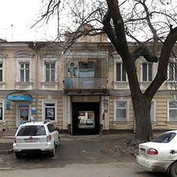 Дом и флигель Поляковых на Базарной, 10