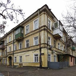 Доходный дом П. Родоконаки на Базарной, 114
