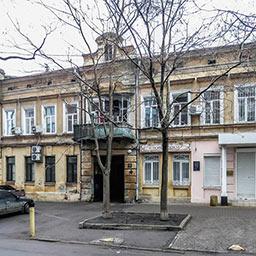 Доходный дом Поляковых на Базарной, 12
