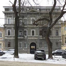 Доходный дом Сташевских на Базарноой, 13