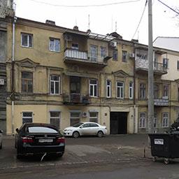Жилой дом Н. Фон-Ланге на Базарноой, 15