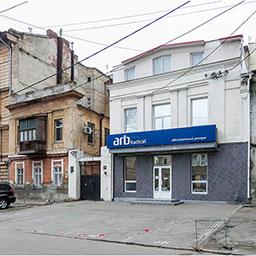 Комплекс домов С. Б. Вольфа на Базарноой, 18