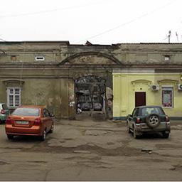 Дом меблированных комнат М. Орленко на Базарной, 23