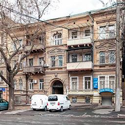 Доходный дом братьев Я. и М. Швецовых на Базарной, 24