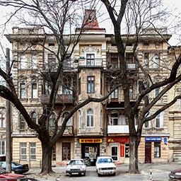 Доходный дом И. Шварца на Базарной, 26