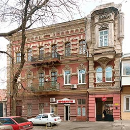 Доходный дом Гелеловича на Базарной, 33