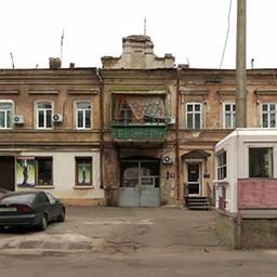 Дом меблированных комнат на Базарной, 38