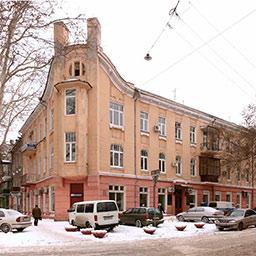 Доходный дом М. С. Хаджи на Базарноой, 47