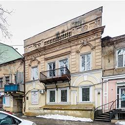 Комплекс домов Цаузмера на Базарной, 56