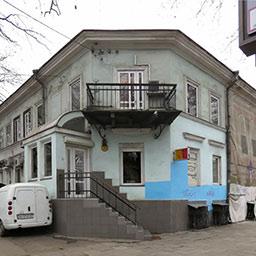 Дом Максимовича на Базарной, 64