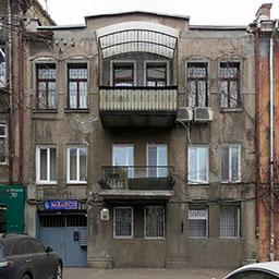 Доходный дом М. Шполянского на Базарной, 68