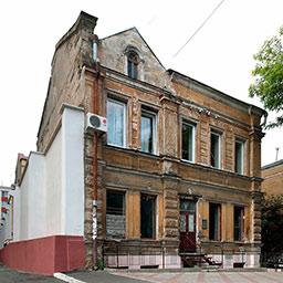 Усадьба Мироненко на Базарноой, 7