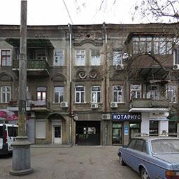 Доходный дом Л. Х. Гербст на Базарной, 70