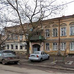 Дом М. Дмитренко на Базарной, 73