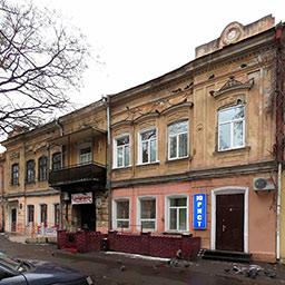 Дом Байша на Базарной, 76