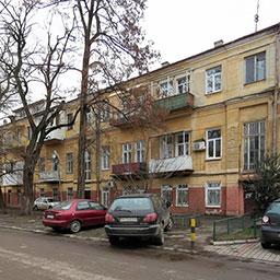 Доходный дом Еврейского погребного братства на Базарной, 87