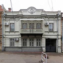 Усадьба Любарских на Базарноой, 9