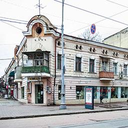 Доходный дом С. Н. Фролова на Базарной, 94