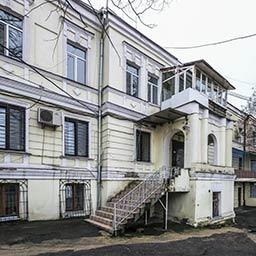 Дом И. П. Бларамберга на Канатной, 2