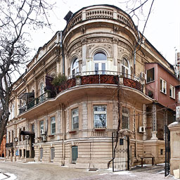 Villa Morton Marazlijewskaja-Strasse 16