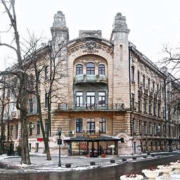 Mietshaus Lutski Marazlijewskaja-Strasse 2