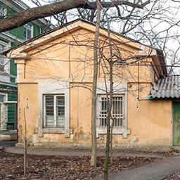Дача И. Соколова на Лидерсовском бульваре, 11