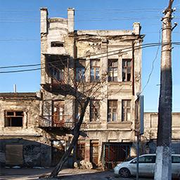 Дом И. С. Флексора. Пантелеймоновская, 92