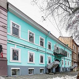 Дом Ф. Гольцфарт на Пушкинской, 30