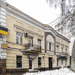 Особняк А. М. Геймана на Пушкинской, 38