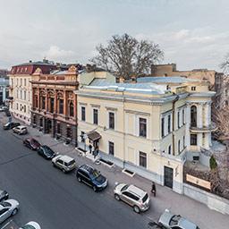 Усадьба Толстых. Одесский Дом учёных. Сабанеев мост, 4