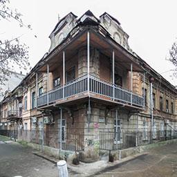 Доходный дом Р. С. Мунца на Юрия Олеши, 1