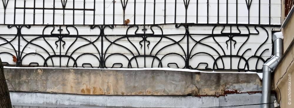 8, Troitskaya. Maison de N.I. Katskovskaya. L'architecture d'Odessa. Histoire d'Odessa . Tourisme à Odessa. Architecture en Ukraine