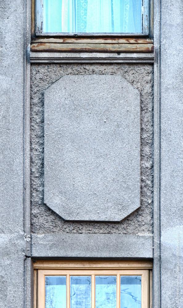 Филенка основной фасадной плоскости